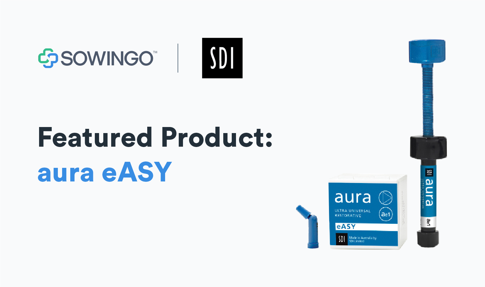 Featured Product aura eASY