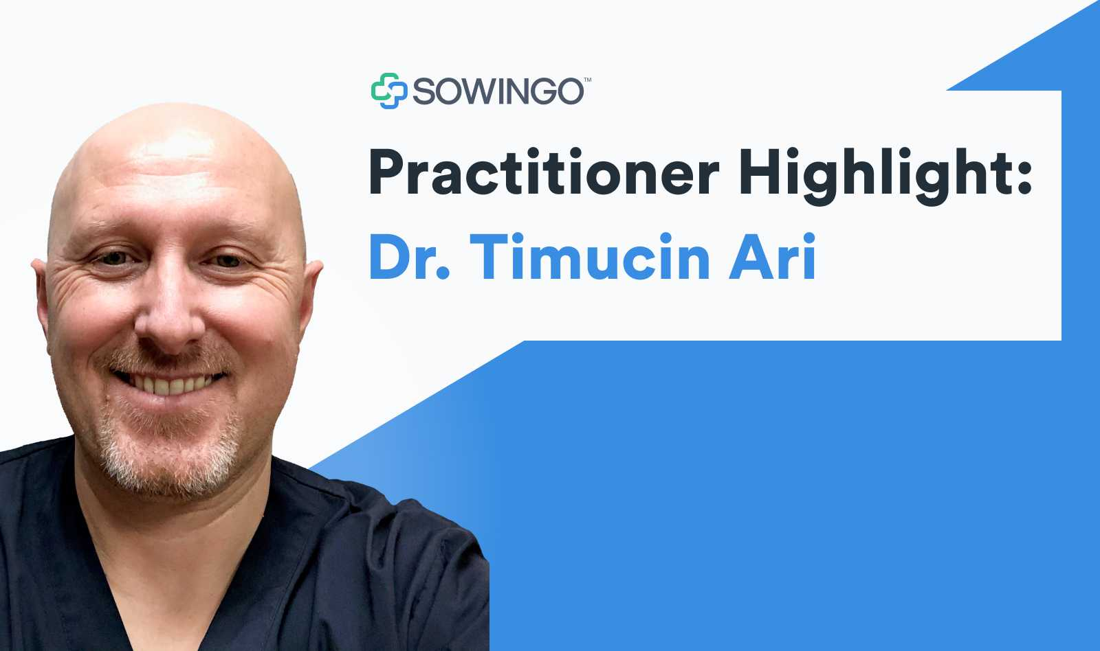 Practitioner highlight Dr Timucin Ari interview with profile image