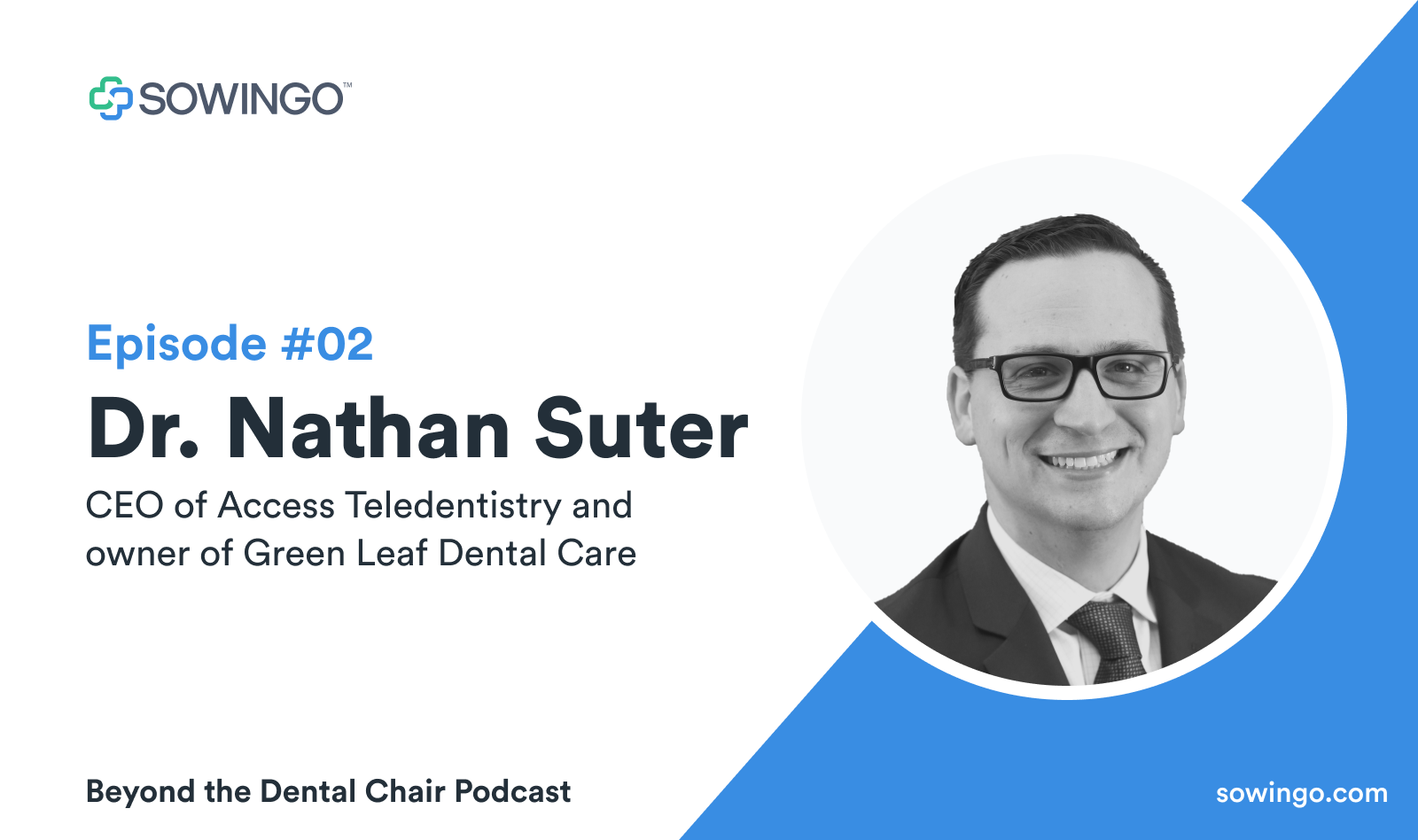 Beyond the dental podcast with Nathan Sutter