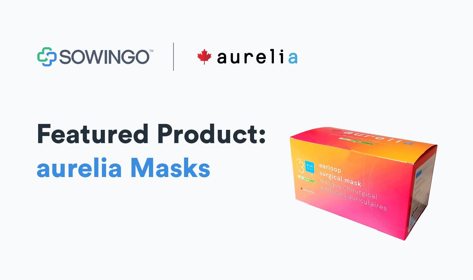 featured product aurelia masks