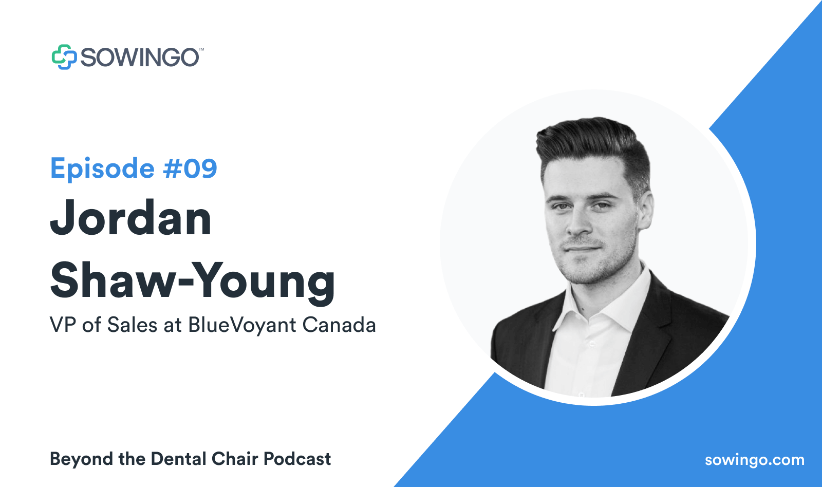 Beyond The Dental Chair - Jordan Young Shaw on Cybersecurity